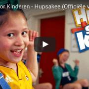 Hupsakee, het dansje van de Koningsspelen 2016!