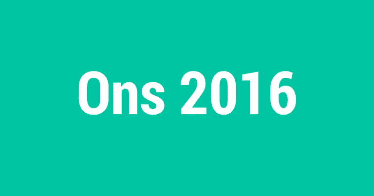 Ons 2016