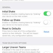 Apps voor in de gymzaal - Teamshake