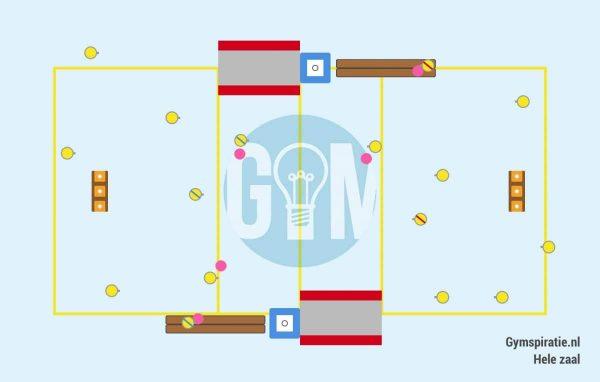 Magikarp trefbal - Magikarp trefbal is een pokemontrefbal spel op basis van de laatste pokemon app