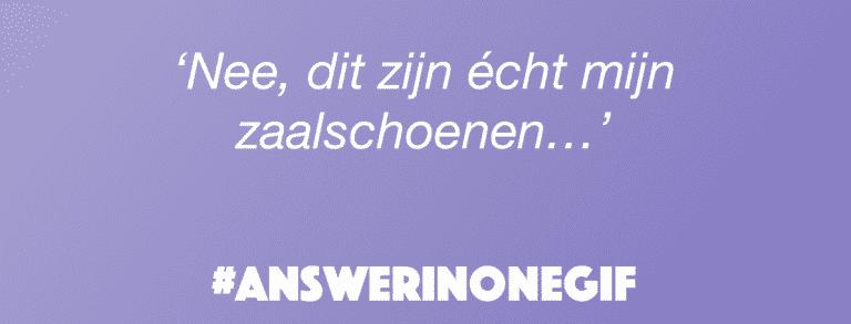 Answer in one GIF: Zaalschoenen