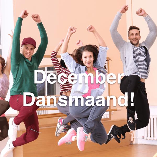 December Dansmaand!