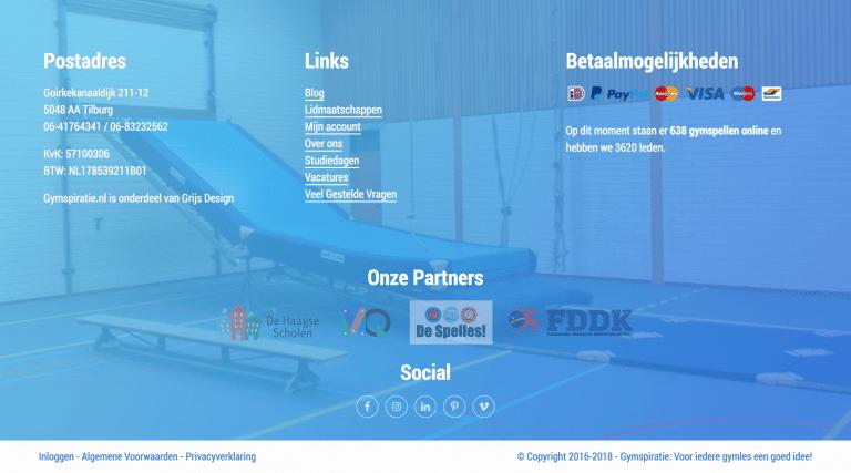 Achter de schermen: Nieuw ontwerp van de site