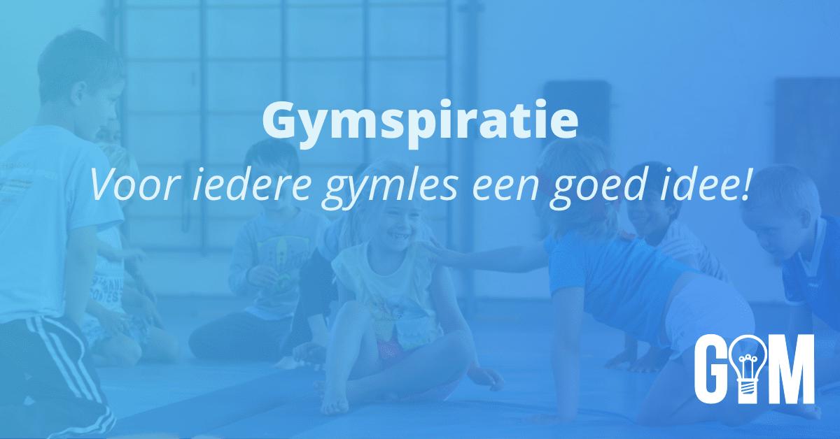Wonderbaarlijk Gymspiratie - 800+ gymspellen - Voor Iedere Gymles een Goed Idee! DY-17