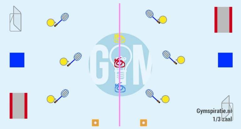 Super Mario Badminton