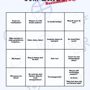 Gymspiratie Bingo PO