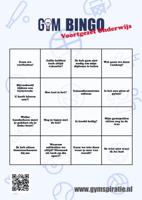 Gym Bingo VO