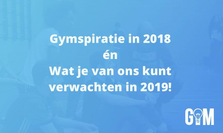 Ons 2018 & onze plannen voor 2019