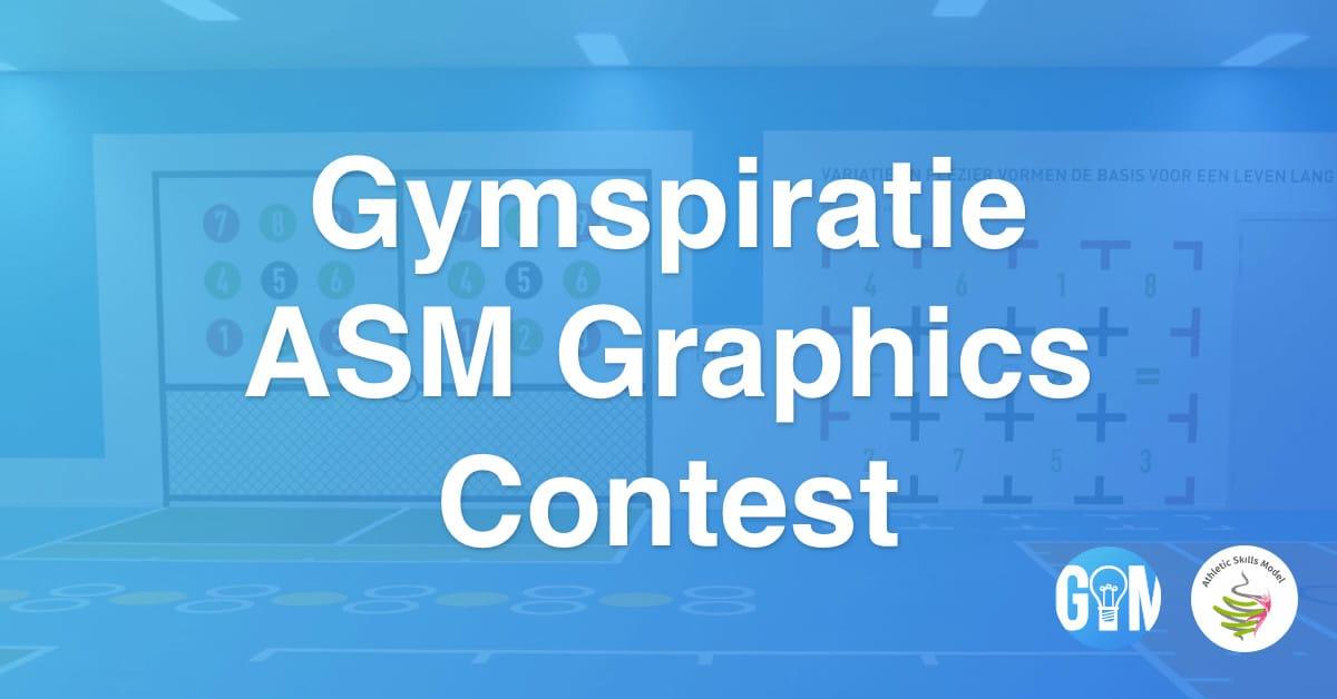 Gymspiratie ASM Graphics Contest - Website Header