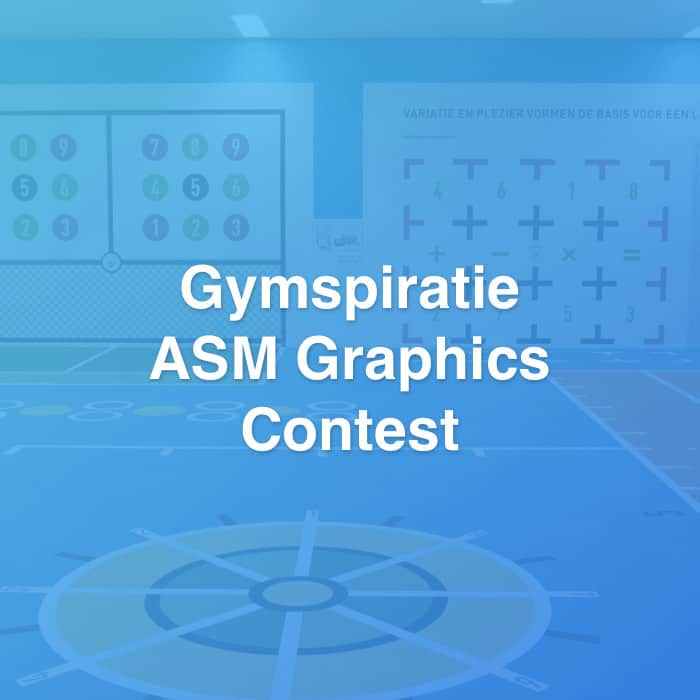 Gymspiratie ASM Graphics Contest - Website Thumbnail