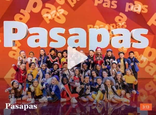 Variaties op Pasapas: De Koningsspelen Dans 2019
