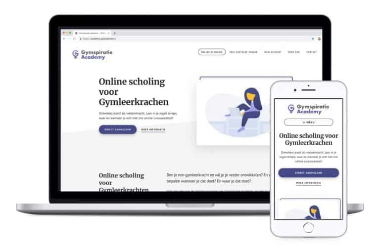 Kasa: Online scholing voor gymleerkrachten