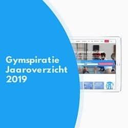 Gymspiratie Terugblik op 2019 & Sneak Preview 2020