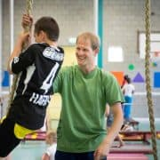 Nieuwe online cursus Bewegingsonderwijs voor kleuters