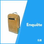 Gymspiratie Enquête: Win een rugzak t.w.v. 180 euro!